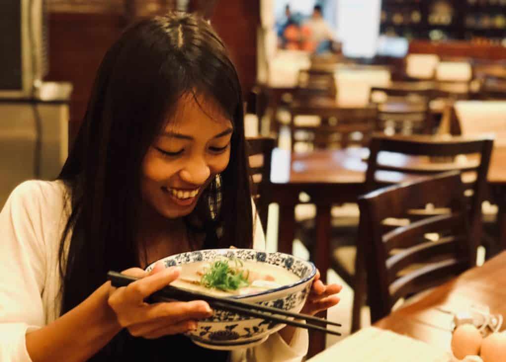 日本食レストラン「四季彩」、セブ島