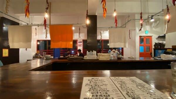 タッカンマリ食堂